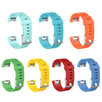 Silicone Smart Bracelet Watch Band for Fitbit Charge 2 Replacement Strap