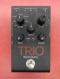 Digitech Trio Band Creator effects pedal