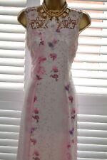 ~ FENN WRIGHT MANSON ~ Romantic Floral Dress Size 14 Suit Mother of the Bride