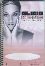 Alicia Keys 2002 Tour Itinerary