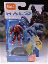 Mega Construx Halo Heroes series 9 Elite Sesa Refumee