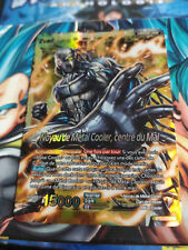 Dragon Ball Super Card Game ! Noyau de Métal Cooler, centre du Mal BT2-100 R