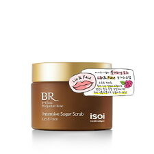 ISOI Bulgarian Rose Intensive Sugar Scrub Lip and Face 2.0 oz. KOREA Cosmetics