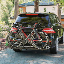 2 Heavy Duty 2 Bicycle Hitch Mount Carrier
