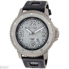 Ritmo Mvndo Men's 313 TIT Silver Hercules Titanium Automatic Watch, With Date