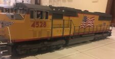 MTH Premier Union Pacific 4528 SD-70 With Flag Paint Scheme: Proto 2.0