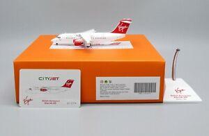 Virgin Express BAe146-200A Reg: EI-CTY Scale 1:200 EW Wings Diecast EW2146001