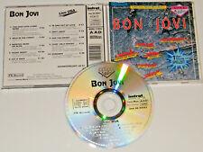 Bon Jovi Live Slippery When Wet Tour 1987 Rare Import CD Living On A Prayer