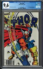 Thor #337 MARVEL 1983 1st App. of Beta Ray Bill, Newsstand CGC 9.6 WHITE PAGES🔥