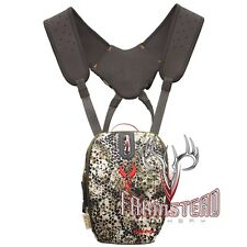 Badlands Backpack Bino Case Mag Magnetic Binocular Hunting Approach FX Camo 0789