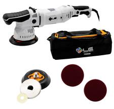 Exzenter Poliermaschine Liquid Elements T2500 + Mini Poliermaschine 75mm + Pads