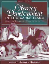Lesley Mandel Morrow - Literacy Development In The Ea (2000) - Used - Trade