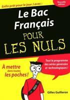 Le bac français pour les nuls 2009 - Gilles Guilleron - Livre - 510908 - 2457972