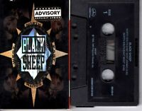 Black Sheep North South East West NSEW 1995 Cassette Tape Single Rap Hiphop