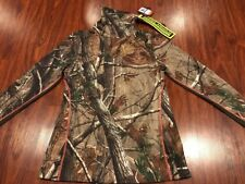Under Armour UA Women's Coldgear Infrared Scrunch Neck Hunting Shirt Large L