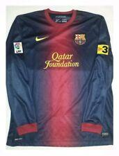 T SHIRT ADIDAS SPAIN ESPANA FOOTBALL BARCELONA HOME LIGA SIZE XL