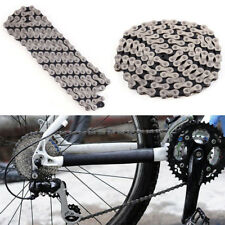 7 Speed 116 link Bicycle Chain MTB Mountain Road Bike Full Plating Cycling Chain