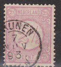 NVPH Netherlands Nederland nr 33 CANCEL DRUNEN Cijfer 1876
