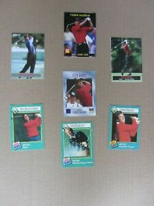 Sports Illustrated for Kids Golf Lot TIGER WOODS 1996 ROOKIE CARD!