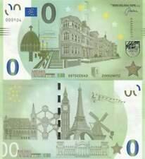 Biljet billet zero 0 Euro Memo - Ostseebad Zinnowitz (042)