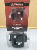 AP Products Black 013-520 Bauer RV Camper 5th Wheel Trailer Entry Door Lock