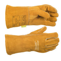 WELDAS Mig / Mag Welding Gloves, Ultimate Comfort, Size: L & XL  HIGH QUALITY