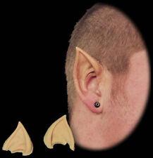 2 Pointed Vulcan Ears Halloween Foam Latex Ear Prosthetic Appliance Costume
