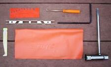 STIHL chainsaw maint. & tune-up / tool kit