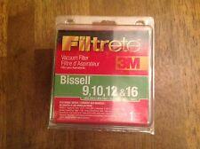 Filtrete 9, 10, 12, & 16 Vacuum Filter, Model 66809A