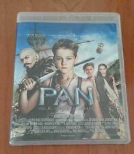 Pan (Viaje a Nunca Jamás) Blu-ray