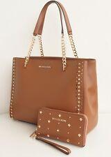 Michael Kors Tasche/Bag ELLIS LG TOTE Leather Luggage (Cognacbraun) OVP& NEU!