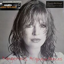 ♫ 33 T MARIANNE FAITHFULL - DANGEROUS ACQUAINTANCES  - MUSIC ON VINYL 180 G ♫