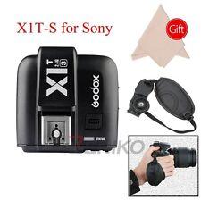 Godox X1T-S 2.4G Transmisor Inalámbrico Disparador de Flash para Sony MI DSLR