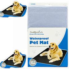 Waterproof Wipe Clean Pet Mat / CAT / DOG / Tough Heavy Duty for Car 50cm x 71cm