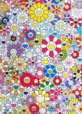 """Takashi Murakami -""""An Homage to Yves Klein""""OffsetLithograph: signed and numbered"""