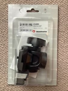 Manfrotto 234RC Monopod Tilt Head with Quick Release , Black
