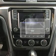 """2 Volkswagen Passat 2014-18 Anti Scratch Print Screen Saver Protector 6.3"""""""