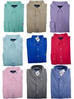 NEW Men POLO Ralph Lauren Button Down Shirt Size S M L XL XXL - CLASSIC FIT