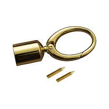 Tassel Hook Wth Setting Screws MetalBrass Plated