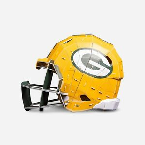 Green Bay Packers 3D Football Helmet Puzzle PZLZ (NFL)