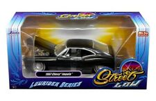 4 pack 1967 Chevy Impala Die-cast Car 1:24 Jada Toys Lowrider 8 inch Rims