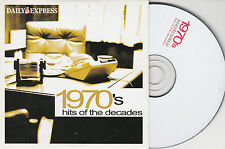 CD CARDSLEEVE COLLECTOR 15T MEAT LOAF/MOTT THE HOOPLE/E.L.O/ESSEX/WYNETTE/QUIVER