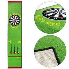 Dartteppich Kingpower Darts Turnier Matte Dart Matte Dartmatte Darts 290 x 60 cm