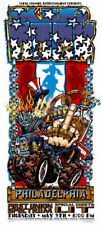 Kid Rock 2002 Spectrum, Philadelphia Silkscreen Poster Jeff Wood Tidwell Lit