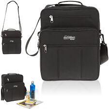 Flugumhänger SOUTHWEST BLACK Arbeitstasche Herrentasche Handgepäck Tasche 1 VOR