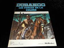 Yves Swolfs : Durango 2 : Les forces de la colère Edition 1982 2ème tirage