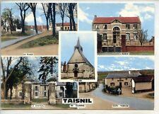 CP 80 SOMME - Taisnil - Multivues