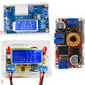 3 Types 5A DC-DC Step Up Down Buck Voltage Converter Module 75W With LCD Display