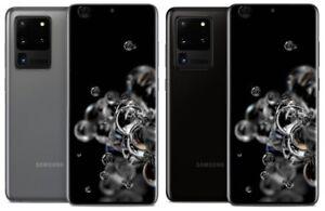 """Samsung Galaxy S20 Ultra 5G G9880 12/256GB Grey Dual Sim 6.9"""" Phone By FedEx"""