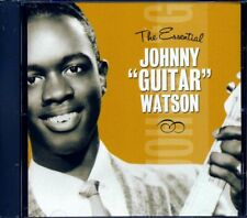 SEALED NEW CD Johnny Guitar Watson - The Essential Johnny Guitar Watson